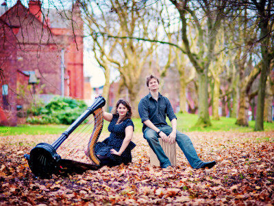 ❤ Rosy and Trevor ❤ ENGAGED ❤ Musician Portraits ❤ Manchester ❤