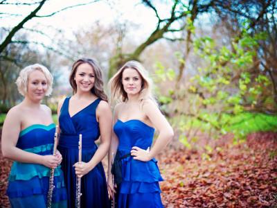 Tempest | Flute Trio | Musician Portraits | Manchester
