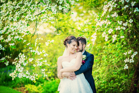 Wedding photography new forest