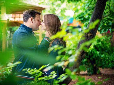 Adam + Jackie | Engagement Session | Southbank | London Wedding Photographer