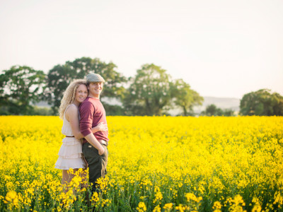 George + Harriet | Engagement Session | Hampshire Wedding Photographer