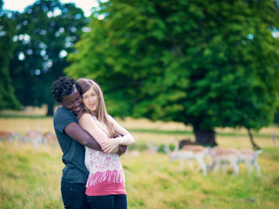 Sylvester + Hayley | Engagement Session | Attingham Park | Wedding Photographer