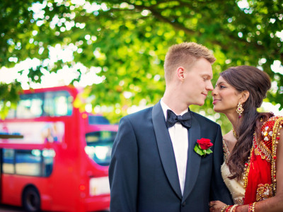 James + Hinal | Married | Park Plaza Riverbank Hotel, Thames Suite | London Wedding Photographer