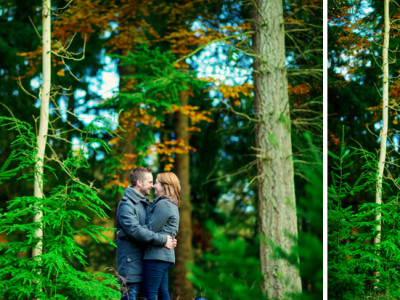 Steve + Claire | Engaged | Rhinefield Ornamental Drive, New Forest | Hampshire Wedding Photographer
