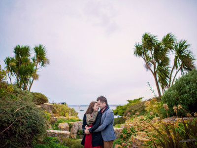 Ian + Janine | Engaged | Sandbanks Beach, Bournemouth | Hampshire Wedding Photographer