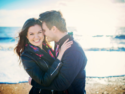 Mike + Lilly | Engagement Session | Brighton Wedding Photographer