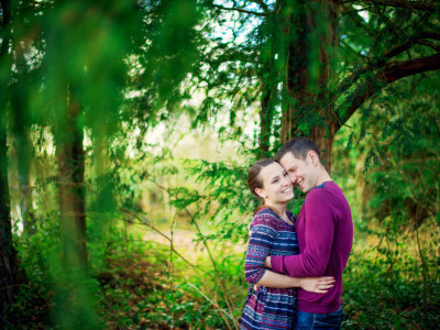 Ben + Ria | Engagement Session | Staunton Country Park | Hampshire Wedding Photographer