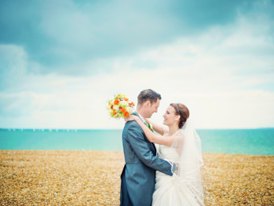 Ben + Ria | Newton House Hotel | Hayling Island Wedding Photographer