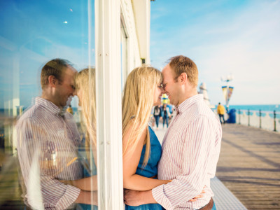 Alex + Laura | Engaged | Brighton Wedding Photographer