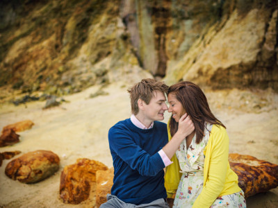 James + Kayleigh | Engaged | Bournemouth Wedding Photographer