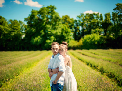 Andrew + Maria | ENGAGED | Surrey Wedding Photographer