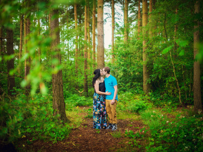 Matthew + Lyndsay | ENGAGED | West Sussex Wedding Photographer