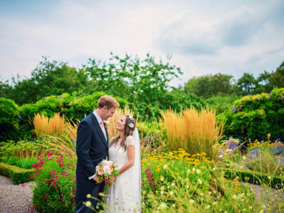 Stuart + Charlotte | Fulham Palace Wedding Photographer