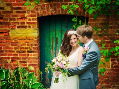 Michael + Lilly | Married | Beeston Fields Walled Gardens | Nottingham Wedding Photographer