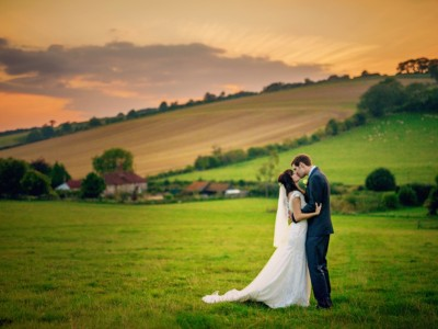 Alex + Kayla | Upwaltham Barns Wedding Photographer