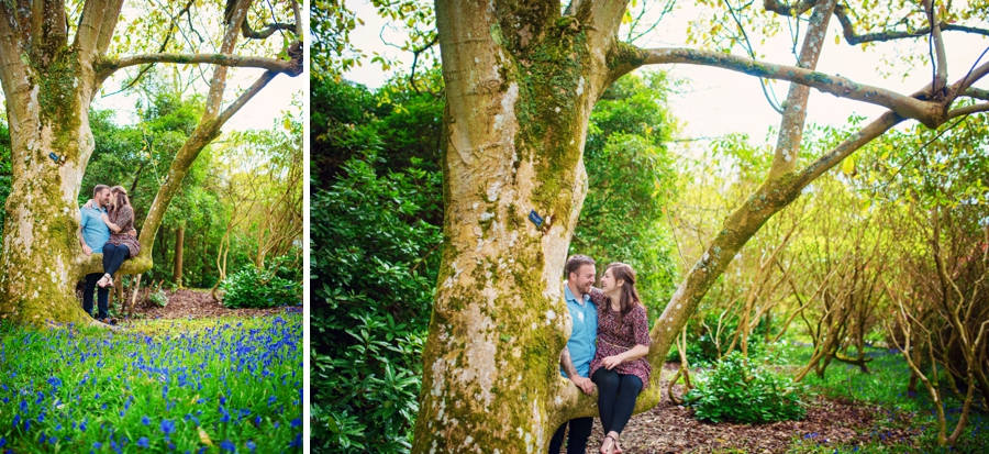 New Forest Wedding Photographer Exbury Gardens Engagement Session - Richard and Lynsey - Photography By Vicki_0021