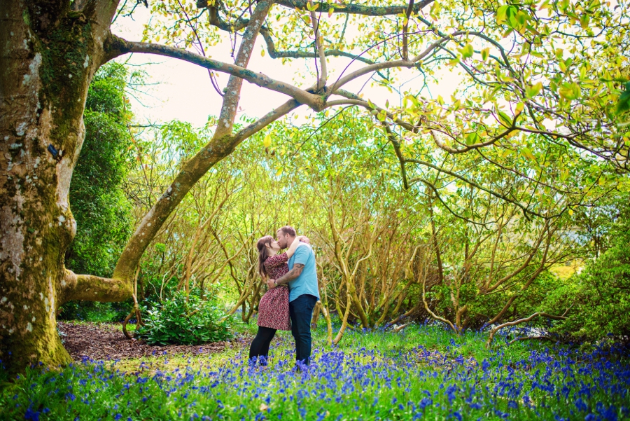 New Forest Wedding Photographer Exbury Gardens Engagement Session - Richard and Lynsey - Photography By Vicki_0022