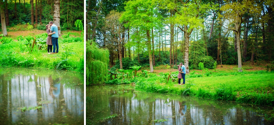 New Forest Wedding Photographer Exbury Gardens Engagement Session - Richard and Lynsey - Photography By Vicki_0029
