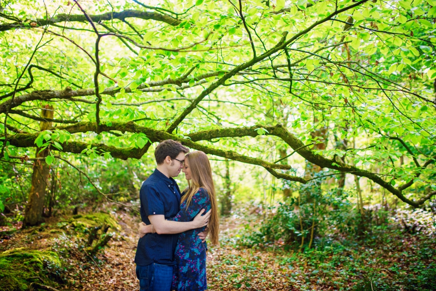 Dorset Wedding Photographer Steamer Point Bournemouth Engagement Session - Owen and Hannah - Photography By Vicki_0009
