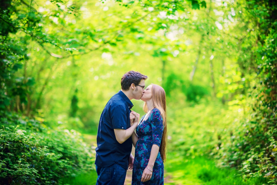 Dorset Wedding Photographer Steamer Point Bournemouth Engagement Session - Owen and Hannah - Photography By Vicki_0015