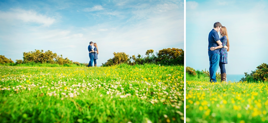 Dorset Wedding Photographer Steamer Point Bournemouth Engagement Session - Owen and Hannah - Photography By Vicki_0019