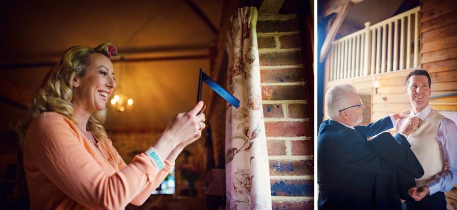 Upwaltham Barns Wedding Photographer - Nick and Jen - Photography By Vicki_0012