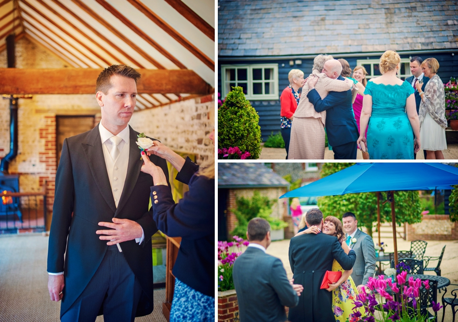 Upwaltham Barns Wedding Photographer - Nick and Jen - Photography By Vicki_0018