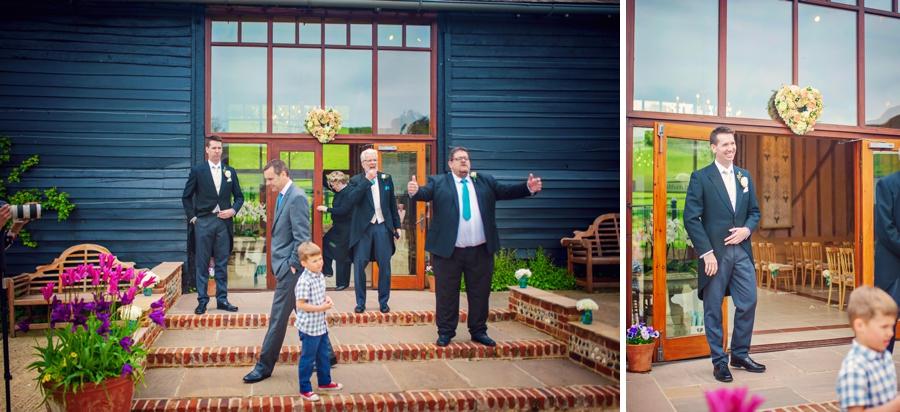 Upwaltham Barns Wedding Photographer - Nick and Jen - Photography By Vicki_0026