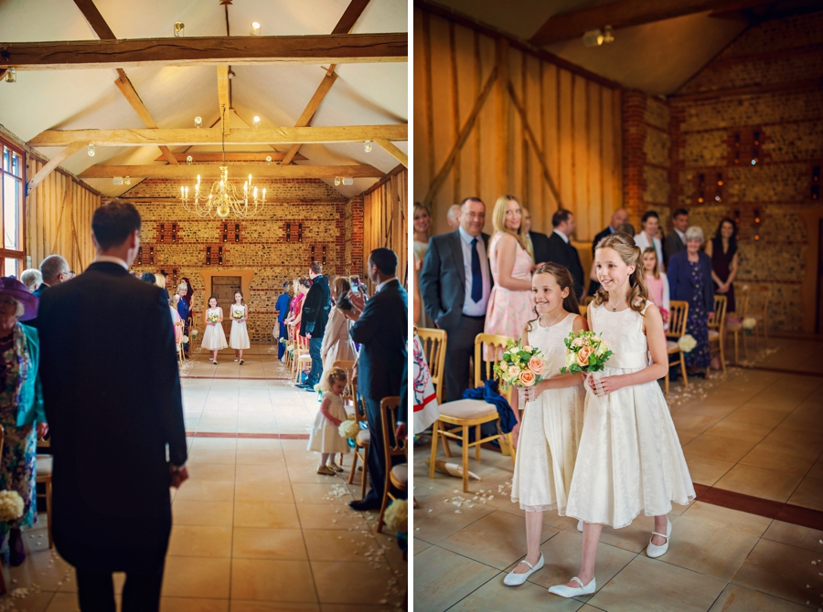 Upwaltham Barns Wedding Photographer - Nick and Jen - Photography By Vicki_0032