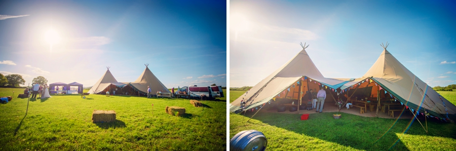 Chichester Wedding Photographer Tipi Festival Wedding - James & Tarn - Photography By Vicki_0001