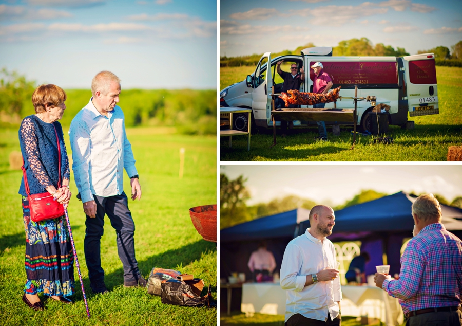 Chichester Wedding Photographer Tipi Festival Wedding - James & Tarn - Photography By Vicki_0014