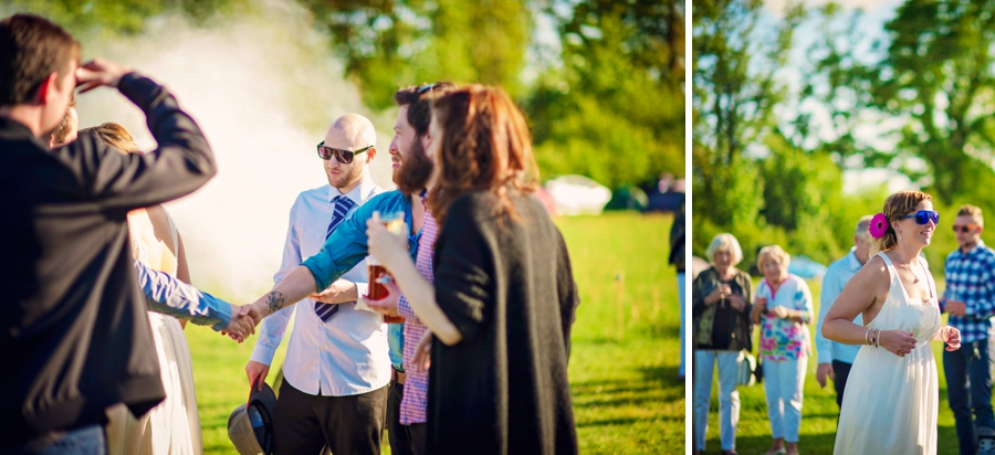 Chichester Wedding Photographer Tipi Festival Wedding - James & Tarn - Photography By Vicki_0016