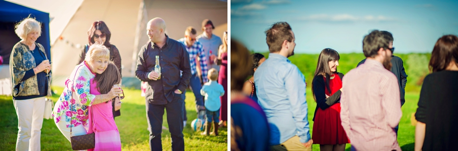 Chichester Wedding Photographer Tipi Festival Wedding - James & Tarn - Photography By Vicki_0019