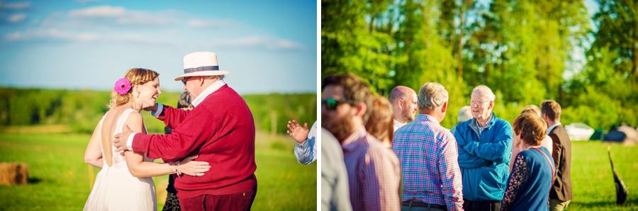 Chichester Wedding Photographer Tipi Festival Wedding - James & Tarn - Photography By Vicki_0021
