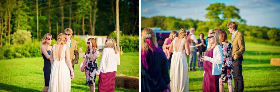 Chichester Wedding Photographer Tipi Festival Wedding - James & Tarn - Photography By Vicki_0029