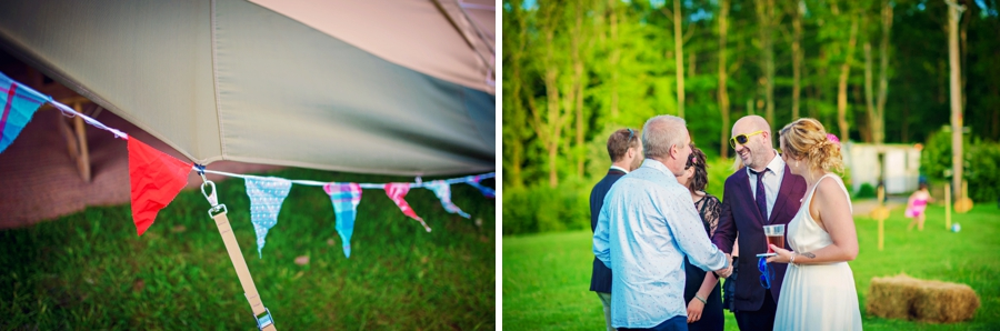 Chichester Wedding Photographer Tipi Festival Wedding - James & Tarn - Photography By Vicki_0031