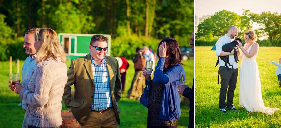 Chichester Wedding Photographer Tipi Festival Wedding - James & Tarn - Photography By Vicki_0033