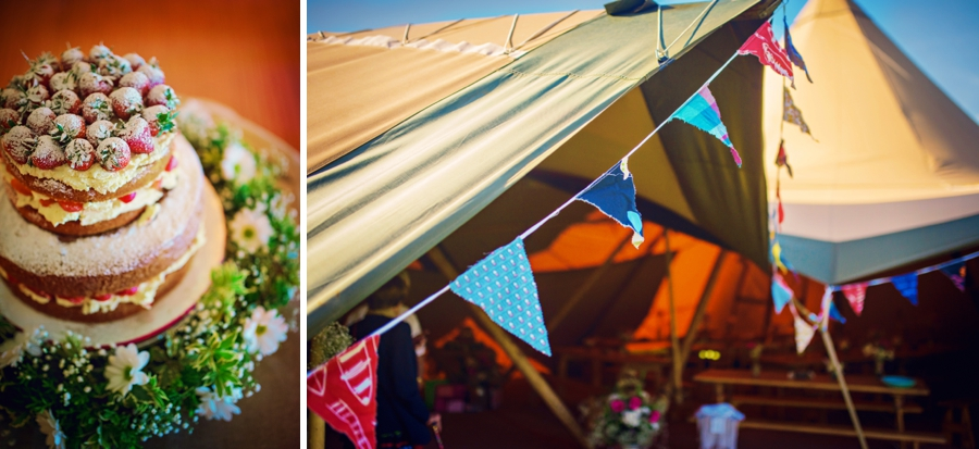 Chichester Wedding Photographer Tipi Festival Wedding - James & Tarn - Photography By Vicki_0042