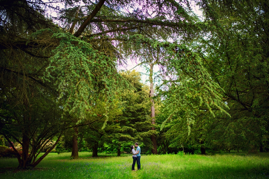 New Forest Wedding Photographer Engagement Session - Mike & Becki - Photography By Vicki_0001