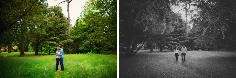 New Forest Wedding Photographer Engagement Session - Mike & Becki - Photography By Vicki_0002