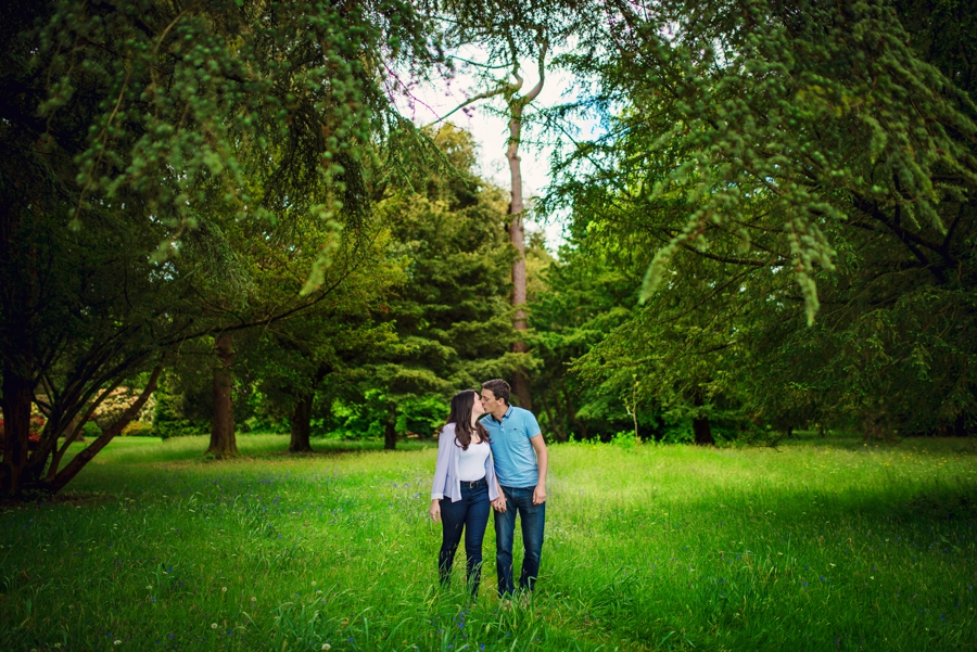 New Forest Wedding Photographer Engagement Session - Mike & Becki - Photography By Vicki_0003