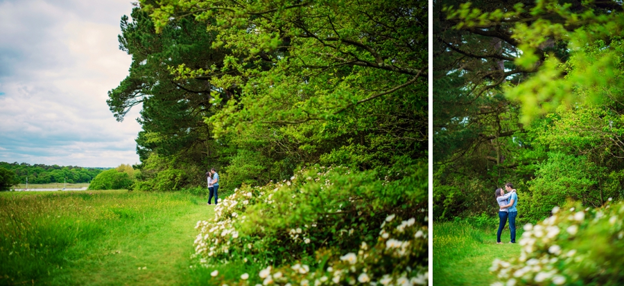 New Forest Wedding Photographer Engagement Session - Mike & Becki - Photography By Vicki_0004