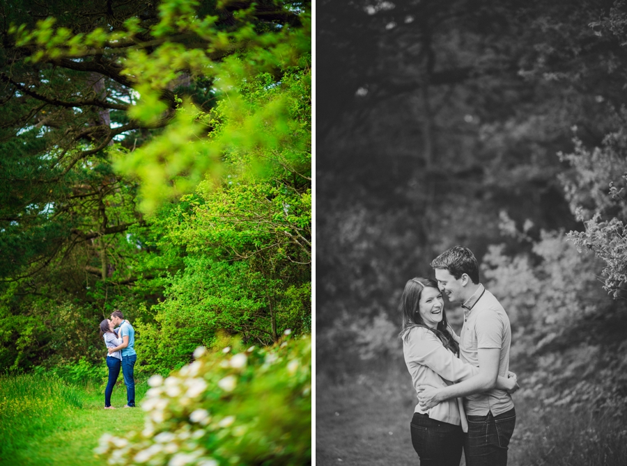 New Forest Wedding Photographer Engagement Session - Mike & Becki - Photography By Vicki_0005
