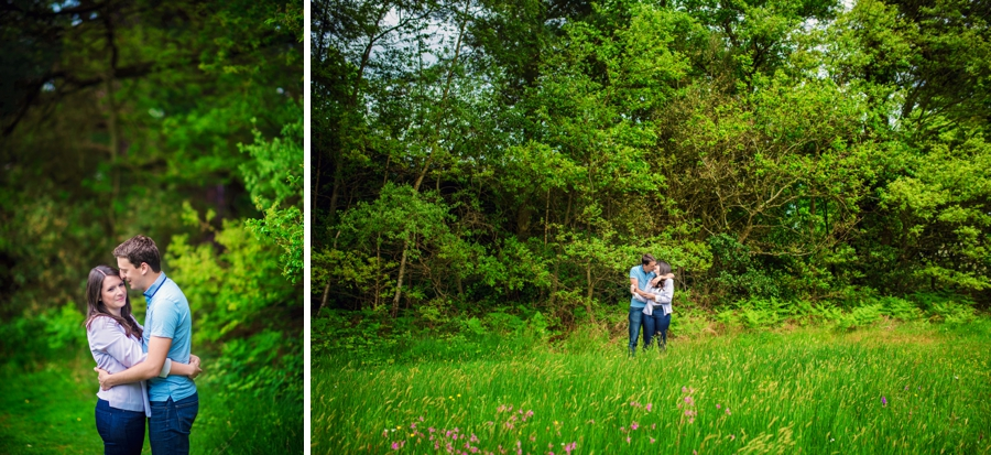 New Forest Wedding Photographer Engagement Session - Mike & Becki - Photography By Vicki_0006