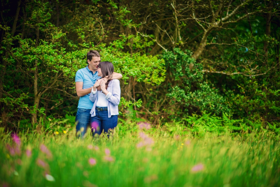 New Forest Wedding Photographer Engagement Session - Mike & Becki - Photography By Vicki_0007