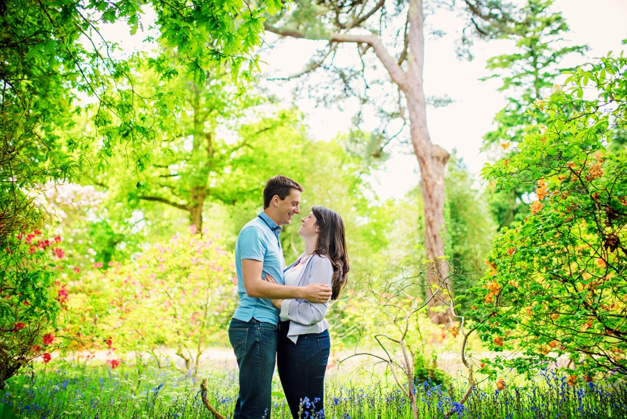 New Forest Wedding Photographer Engagement Session - Mike & Becki - Photography By Vicki_0009
