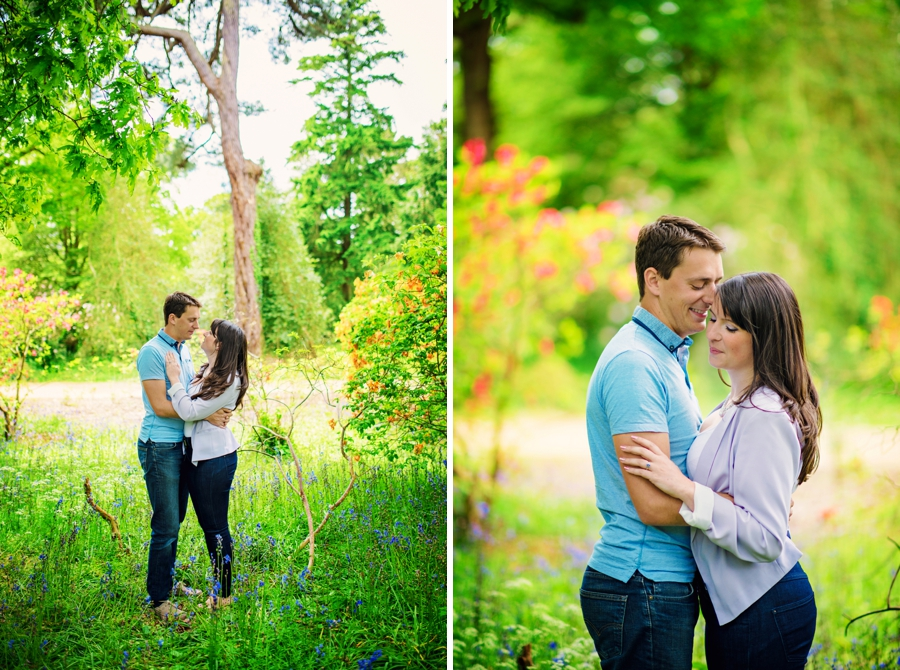 New Forest Wedding Photographer Engagement Session - Mike & Becki - Photography By Vicki_0010