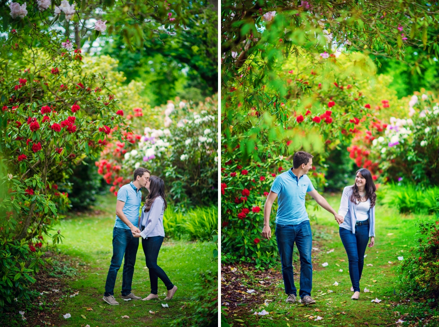 New Forest Wedding Photographer Engagement Session - Mike & Becki - Photography By Vicki_0012
