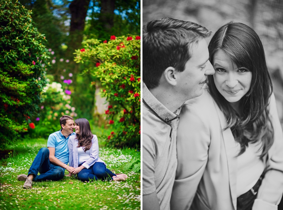 New Forest Wedding Photographer Engagement Session - Mike & Becki - Photography By Vicki_0013