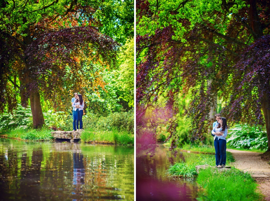 New Forest Wedding Photographer Engagement Session - Mike & Becki - Photography By Vicki_0015